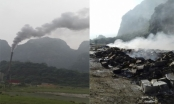 Hòa Bình: Nhà máy xử lý rác gây ô nhiễm, nhiều hộ dân buộc phải chuyển đi nơi khác?