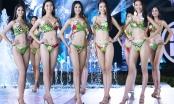 Tân Hoa hậu Lương Thuỳ Linh rực lửa trong trang phục bikini