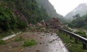 Bắc Kạn: Sạt lở đất đá trên quốc lộ 3, giao thông liên tiếp bị tê liệt nhiều ngày