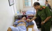 """Bắc Ninh: Phó Trưởng Công an xã bị thương khi khống chế đối tượng """"ngáo đá"""""""