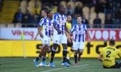Văn Hậu không được ra sân trong ngày Heerenveen đại thắng