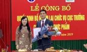 Ông Nguyễn Thanh Phong được bổ nhiệm lại chức vụ Cục trưởng Cục An toàn Thực phẩm