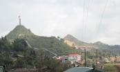 Địa ốc 6AM: Cận cảnh khu sinh thái tâm linh vừa bị tuýt còi tại Cột cờ Lũng Cú