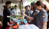 Kiểm tra, giám sát công tác An toàn vệ sinh thực phẩm tại Lễ hội Du lịch Thác Bản Giốc