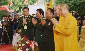 Giáo hội Phật giáo Việt Nam tổ chức đại lễ Cầu siêu tưởng niệm Anh hùng liệt sỹ trên đất nước Lào