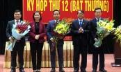 Cao Bằng: Ông Lê Hải Hoà được bầu giữ chức Phó Chủ tịch UBND tỉnh khi 40 tuổi