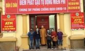 Hải Phòng: Giáo hội Phật giáo thành phố tổ chức điểm phát ATM gạo miễn phí