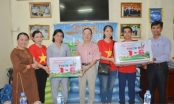 Hà Nội: CLB Thanh thiếu niên Phật tử Quán Sứ tặng quà nhân ngày Quốc tế thiếu nhi