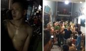 Nam Định: Bắt tại trận nam thanh niên cướp giật dây chuyền của bà cụ bán trà đá