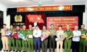 Triệt phá 5 chuyên án ma túy lớn, Công an tỉnh Nghệ An được khen thưởng 80 triệu đồng