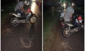 Thái Nguyên: Một phụ nữ bị tai nạn nghi do dây diều cứa cổ?