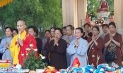 Chuyến đi tri ân các Anh hùng Liệt sĩ của đoàn Phật tử Thủ đô