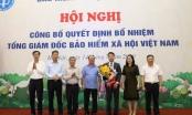 Trao quyết định bổ nhiệm Tổng Giám đốc BHXH Việt Nam đối với ông Nguyễn Thế Mạnh