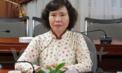 Chưa có thông tin về việc bà Hồ Thị Kim Thoa có quốc tịch nước ngoài