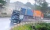 Truy tìm chiếc xe bỏ trốn sau khi gây tai nạn khiến một phụ nữ tử vong