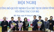 Bắc Ninh có tân lãnh đạo Thanh tra tỉnh và sở Lao động, Thương binh - Xã hội