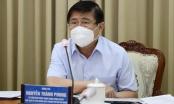 Quyết định cuối cùng trước khi rời ghế Chủ tịch TPHCM của ông Nguyễn Thành Phong