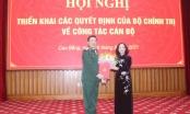 Điều động Trung tướng Trần Hồng Minh giữ chức Bí thư Tỉnh ủy Cao Bằng