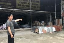 Chánh Thanh tra huyện bị tố bán đất trên giấy