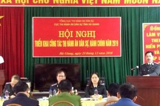 Hà Giang: Xử lý gần 3000 vụ án dân sự, thu hơn 14 tỷ đồng
