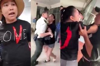 Cục Hàng không lên tiếng vụ nữ Đại úy công an gây rối ở sân bay Tân Sơn Nhất