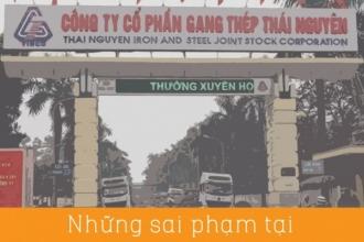 Inphorgaphic: Những sai phạm đại dự án 8.000 tỉ đắp chiếu tại Thái Nguyên