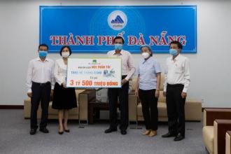 Trao tặng máy thở ECMO trị giá 3,5 tỷ đồng cho TP Đà Nẵng