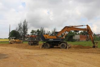 Chưa giao dự án Khu đô thị Phong Nam cho Công ty CP Đầu tư Đà Nẵng - Miền Trung?