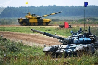 Nga công bố các kỷ lục 'khủng' tại diễn đàn kỹ thuật quân sự