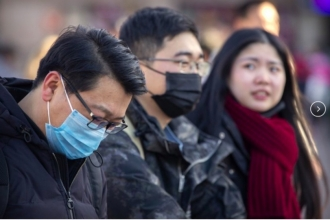 Virus lạ từ Trung Quốc lây từ người sang người, WHO họp khẩn