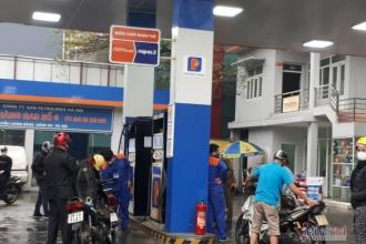 Giá xăng dầu có thể còn 10 ngàn/lít, mức thấp nhất 10 năm