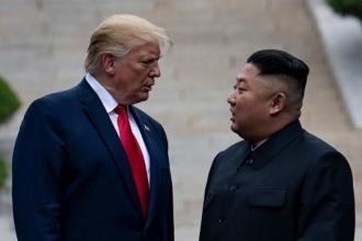 """Triều Tiên – """"điều bất ngờ"""" tháng 10 giúp Trump đảo ngược tình thế?"""