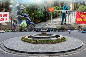Hà Nội giãn cách xã hội toàn thành phố trong vòng 15 ngày từ 6h sáng 24/7