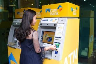 PVcomBank nâng cấp tính năng mới cho hệ thống máy ATM