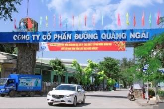 Đường Quảng Ngãi (QNS) chấm dứt hoạt động Nhà máy Đường Phổ Phong