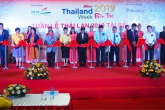 Khai mạc Tuần lễ Thái Lan năm 2019 tại Bến Tre