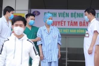 Bệnh nhân nhiễm COVID-19 nặng nhất Việt Nam: Được công bố khỏi bệnh sau 80 ngày điều trị