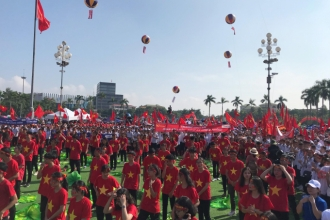 Đất Nghệ tự hào với chiến thắng nghẹt thở của Trần Thế Trung