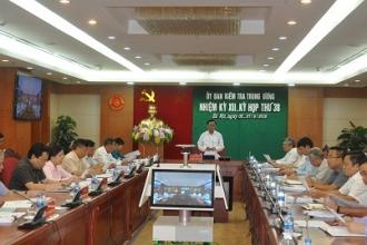 Xem xét kỷ luật đối với Ban Thường vụ Tỉnh ủy Khánh Hòa