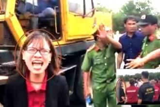 Nguyễn Thái Luyện chỉ đạo nhân viên gây rối?