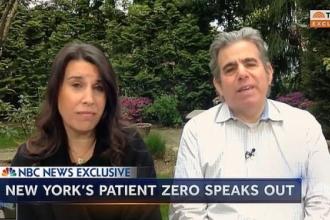 """""""Bệnh nhân số 0"""" ở New York kể lại cuộc chiến chống Covid-19"""