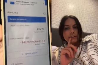 Cô gái đột nhiên mang khoản nợ 50 tỷ USD vì… lỗi máy tính