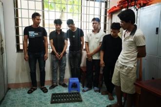Bắt giữ nhiều đối tượng trộm cắp tấm đan hố thu nước mưa tại TX Phú Mỹ