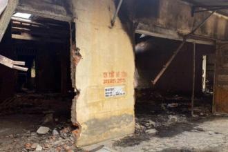 Hơn 100 cán bộ công an Hải Phòng điều tra vụ án nghi giết người, đốt xác phi  tang