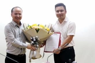 Báo điện tử VTC News có tân Phó Tổng biên tập