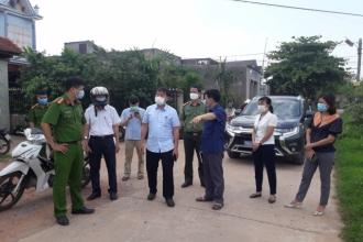 Bắc Giang: Tạm thời giãn cách xã hội đối với huyện Lục Nam từ 17h ngày 11/5