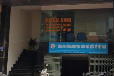 Hà Nội: Công ty Cung ứng nhân lực quốc tế Nhật Anh bị tố lừa đảo du học?
