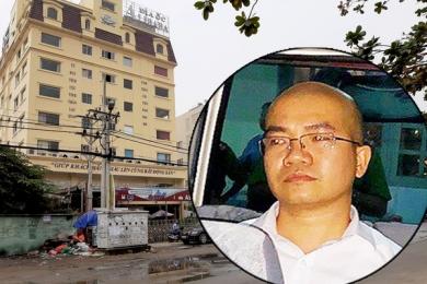 Gia hạn tạm giữ chủ Công ty Cổ phần Địa ốc Alibaba Nguyễn Thái Luyện