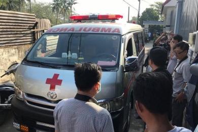 TP HCM: Cháy nhà làm 5 người trong một gia đình thiệt mạng