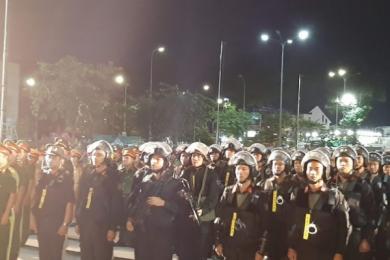 Công an tỉnh Đồng Nai đảm bảo an ninh, an toàn cho người dân đón Tết